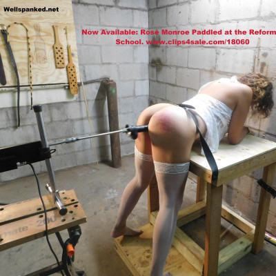 Rose Monroe, Punished at the Reform School