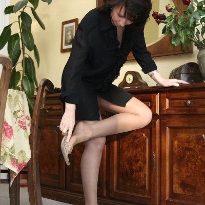 Spanking slipper