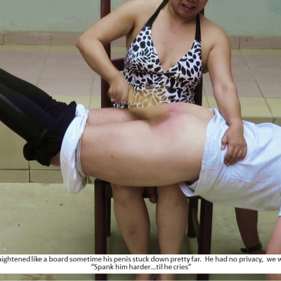 Sister spank embarrassed — photo 12