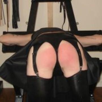 Long spanking tube