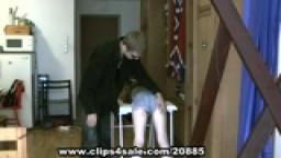 Master Marcus - Hard spanking
