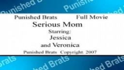 Serious Mom