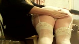 What happens when my sissy boi gets caught not wearing his panties