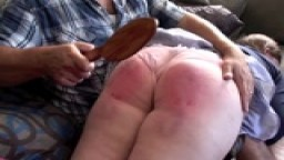 Spanking Debut- Alex is Punished !