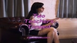 Two Teachers Tanned - from Wellspanked