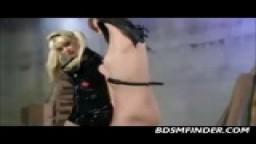 Lesbian Whip And Masturbate