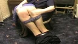 Sunday Sandal Spanking