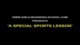 Special Sport Lesson