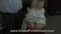 Sound Punishment - Kaili Redmond suffers the Grimthorpe Reformatory Evening Punishment