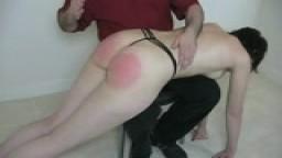 Gollege Girl Spanking