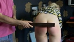 The Dishonest Wife - The Bare Bottom
