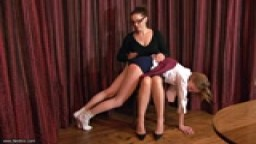 Disobedient After School - SpankMyBottom
