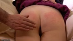 Bared and Spanked - Spanking Digital