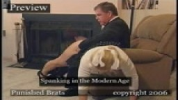 Spanking In The Modrern Age