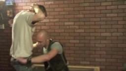 me spanking a guy