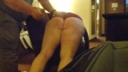 1st spanking to make me cry