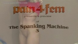 Pain4fem - The Spanking Machine