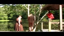 jennifer spanked outdoors #2