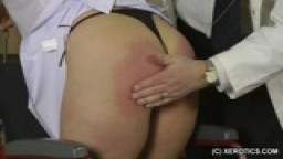 Jenna and Kiki Get in Trouble - Spanking Online