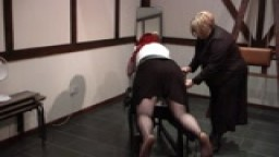 Lady Pandora's Delrin Caning of Daisy Chain