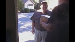 UPS Guy Punished