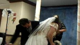 Spanking the Bride