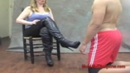 Naughty Boy Belting and OTK
