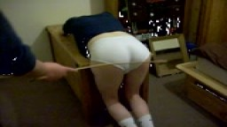 Another Caning for Callum