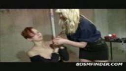 Redhead Lesbian Dominated