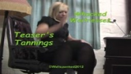 Whacked Waitresses - Teaser's Tannings - from Wellspanked