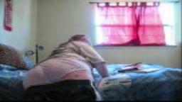 7. Self spanking