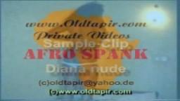 diana spanked