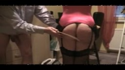 Hard Spanking the next