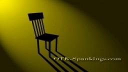 A Hard OTK Spanking