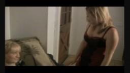 Dating Disaster - Kat Spanks Lily Starr