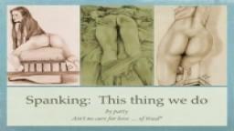 TTWD a spanking montage