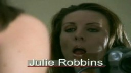 Julie Robbins spanked because of who she is