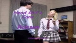 Head Girl's Cane - Robson - from Wellspanked