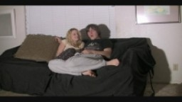 Irate Roommate - Lily Spanks Kat Severely for Waking Her Up