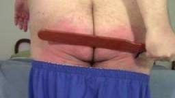 Self spanking 1
