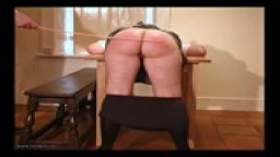 Caught Fighting - Strict Spanking