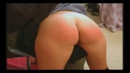 Leaving - Strict Spanking