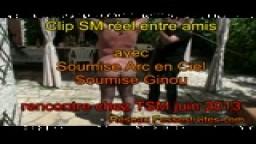 Clip SM réel entre amis