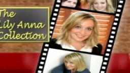 The Lily Anna Collection - New DVD from Punishedbrats.com