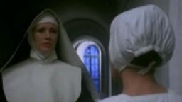 Old 'nunsploitation' clip