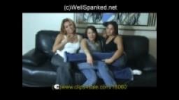 3 Spanked Sisters