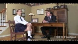 Pixie's Previews-The Strict Headmaster