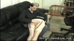 spanking woman