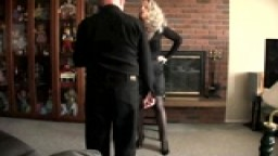 Wednesday is Spanking Day