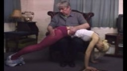 Jess's Beltings - disobedience - from Wellspanked